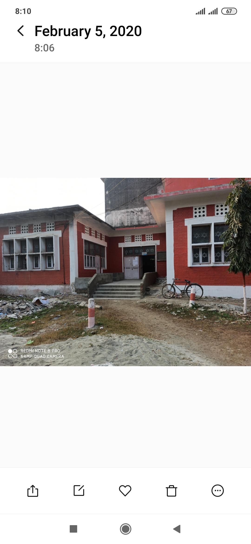 mahendra morang campus Library