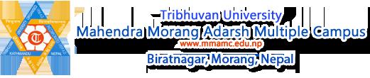 Mahendra morang logo